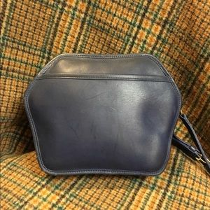 Coach Originals Blue Cooper Zip